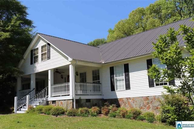 1182 Country Club Rd, Roanoke, AL 36274 (MLS #880491) :: Howard Whatley