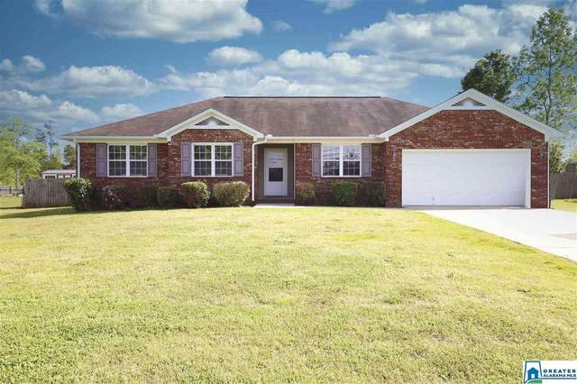 343 Andrew Dr, Weaver, AL 36277 (MLS #880916) :: Gusty Gulas Group