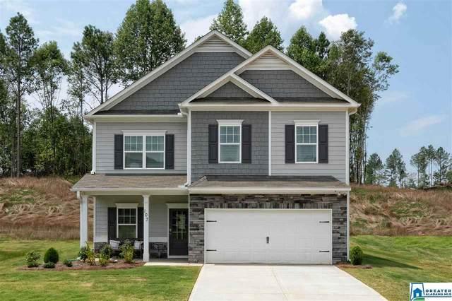 140 Twin Ridge Cir, Lincoln, AL 35096 (MLS #881263) :: Howard Whatley