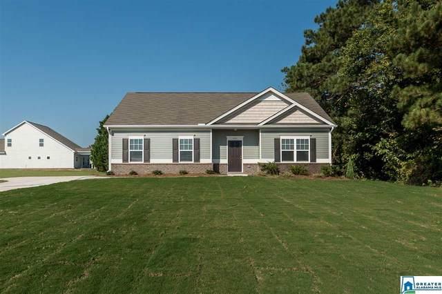 100 Twin Ridge Cir, Lincoln, AL 35096 (MLS #881269) :: Howard Whatley