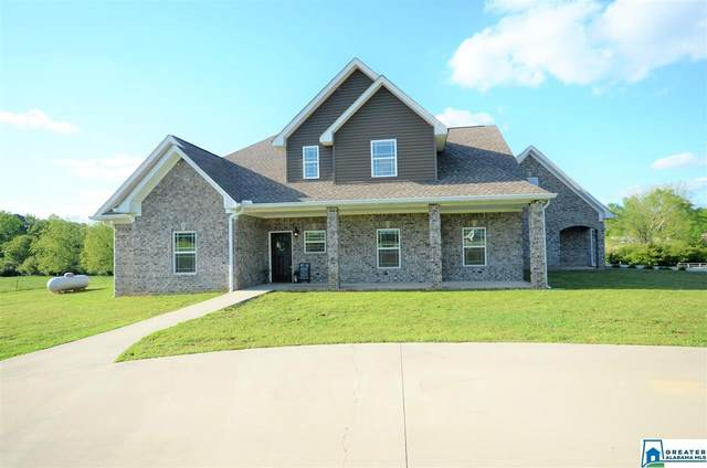 250 Co Rd 453, Cullman, AL 35057 (MLS #881966) :: Bentley Drozdowicz Group