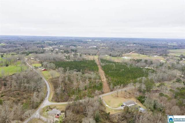 0 Co Rd 460 39 Acres, Clanton, AL 35046 (MLS #882241) :: LIST Birmingham