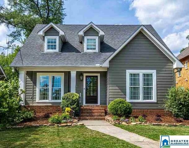 1504 Grove Pl, Homewood, AL 35209 (MLS #882348) :: JWRE Powered by JPAR Coast & County