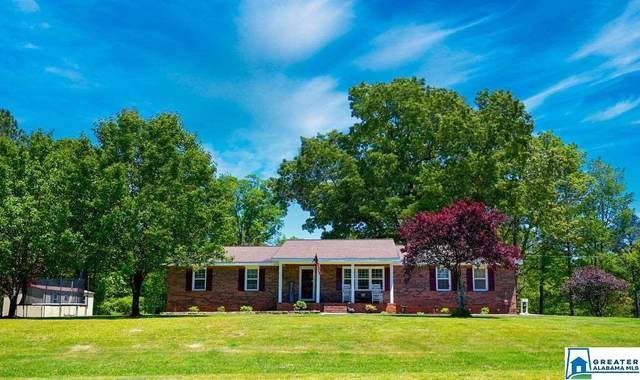 624 Co Rd 18, Heflin, AL 36264 (MLS #882534) :: Gusty Gulas Group