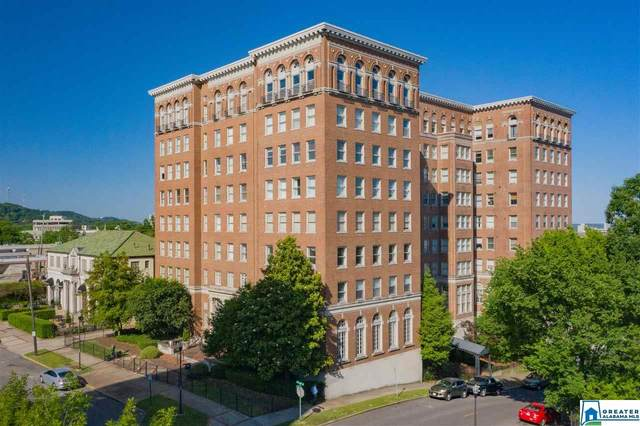2250 Highland Ave S #27, Birmingham, AL 35205 (MLS #882680) :: Gusty Gulas Group