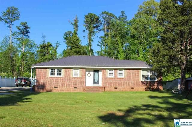 507 3RD AVE NE, Jacksonville, AL 36265 (MLS #882793) :: Gusty Gulas Group
