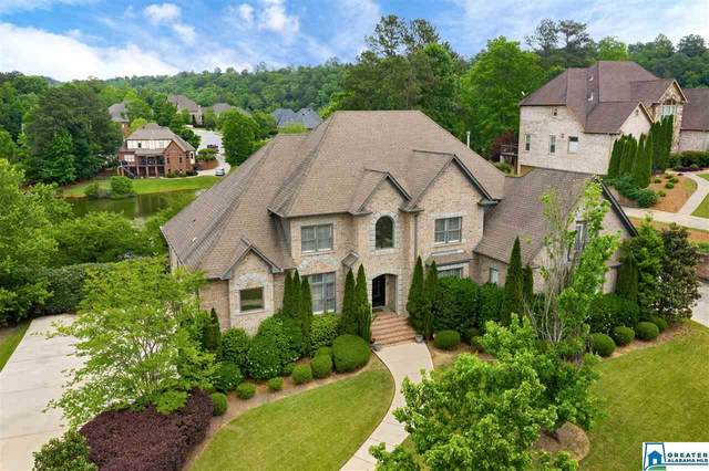 5636 Lake Trace Dr, Hoover, AL 35244 (MLS #882836) :: Howard Whatley