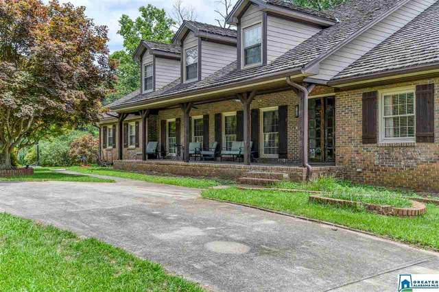 250 Indian Trail Rd, Indian Springs Village, AL 35124 (MLS #882985) :: Bentley Drozdowicz Group