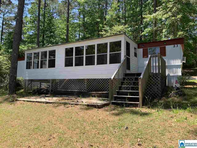 23 Hill View Dr, Shelby, AL 35143 (MLS #883009) :: LocAL Realty