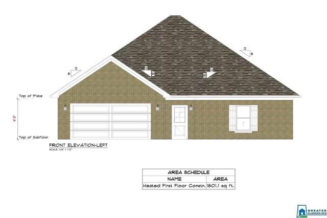 11464 Crimson Ridge Rd, Brookwood, AL 35444 (MLS #883050) :: Gusty Gulas Group
