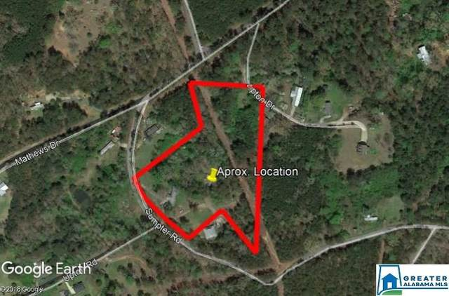 8945 Sumpter Rd 4.3Acres, Adger, AL 35006 (MLS #883053) :: Bailey Real Estate Group