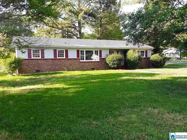 201 Patricia Rd, Anniston, AL 36206 (MLS #883161) :: LIST Birmingham