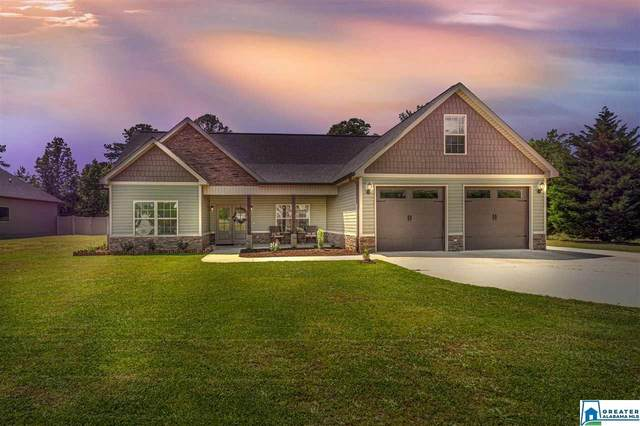 101 Jenkins Rd, Oxford, AL 36203 (MLS #883217) :: Howard Whatley