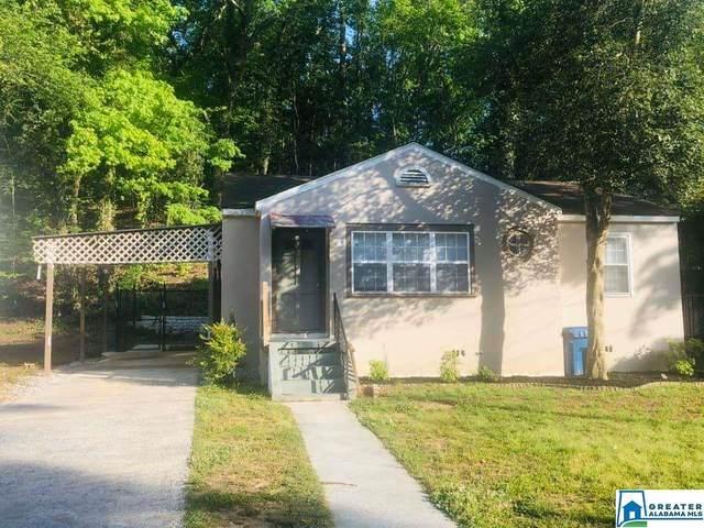 2109 Thomas Ave, Anniston, AL 36207 (MLS #883265) :: Bentley Drozdowicz Group