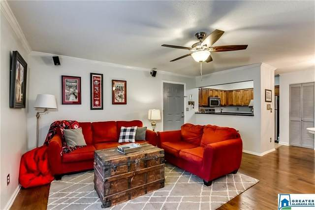 120 15TH ST #514, Tuscaloosa, AL 35401 (MLS #883531) :: Bentley Drozdowicz Group