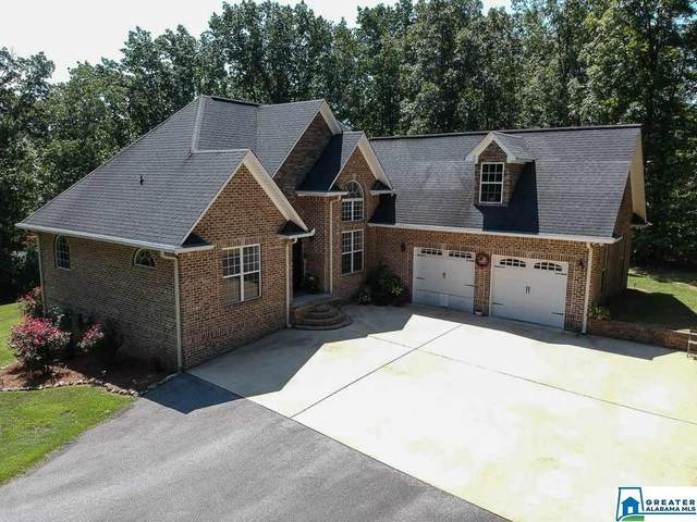 165 Oak Valley Dr, Ashville, AL 35953 (MLS #883628) :: Bentley Drozdowicz Group