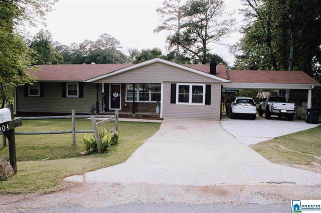 904 Ridge Dr, Weaver, AL 36277 (MLS #883842) :: Gusty Gulas Group