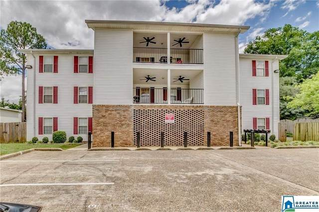 1015 14TH AVE #3, Tuscaloosa, AL 35401 (MLS #883863) :: LocAL Realty