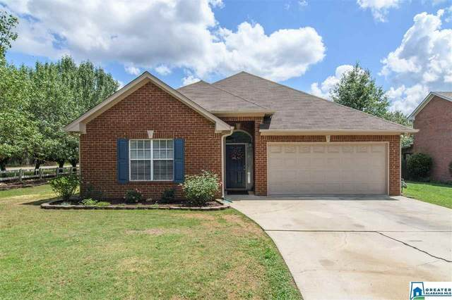 101 Hickory Point Dr, Helena, AL 35080 (MLS #883866) :: Bentley Drozdowicz Group