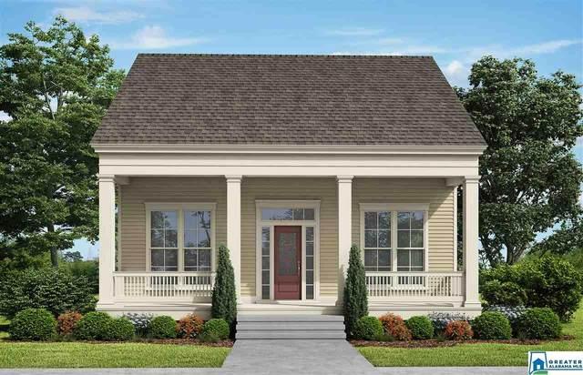 554 Village Green Way, Hoover, AL 35220 (MLS #883875) :: Bentley Drozdowicz Group