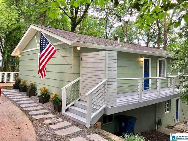 1608 Barry Ave, Homewood, AL 35209 (MLS #883915) :: LIST Birmingham