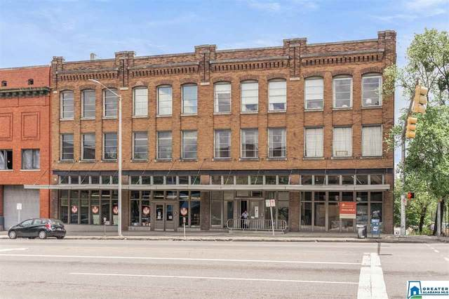 2301 N 1ST AVE N #209, Birmingham, AL 35203 (MLS #884030) :: Bentley Drozdowicz Group