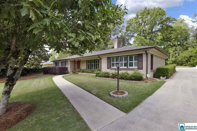 2010 Crestmont Dr, Vestavia Hills, AL 35226 (MLS #884067) :: LocAL Realty