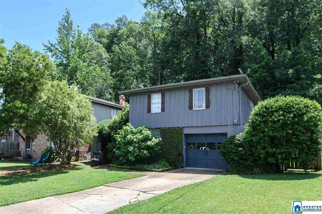 591 Forrest Dr S, Homewood, AL 35209 (MLS #884282) :: Gusty Gulas Group
