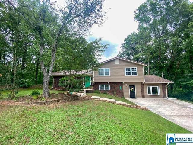 825 Rock Ridge Rd, Weaver, AL 36277 (MLS #884317) :: Gusty Gulas Group