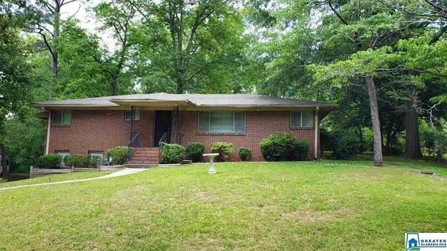 632 Forestwood Rd, Birmingham, AL 35005 (MLS #884323) :: Gusty Gulas Group
