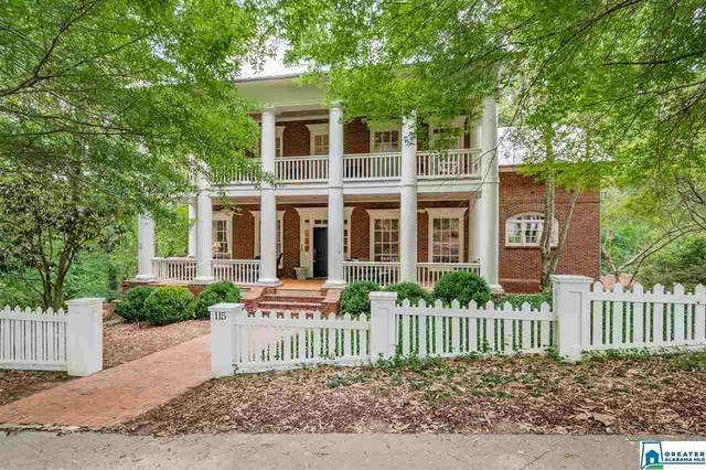 115 Oak Cir, Hayden, AL 35079 (MLS #884361) :: Howard Whatley