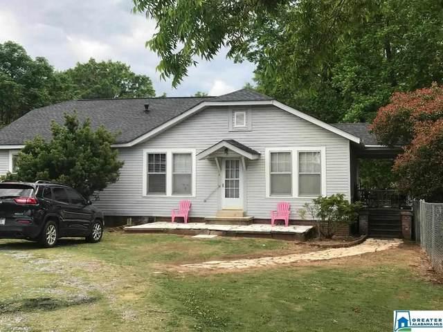 8 Hubbard Rd, Sylacauga, AL 35150 (MLS #884397) :: LocAL Realty