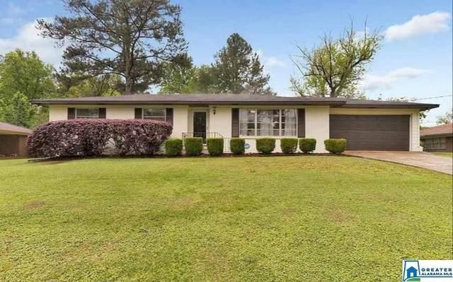 329 4TH ST, Pleasant Grove, AL 35127 (MLS #884466) :: Bailey Real Estate Group