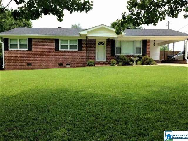 1212 Louise Dr, Weaver, AL 36277 (MLS #884512) :: Gusty Gulas Group