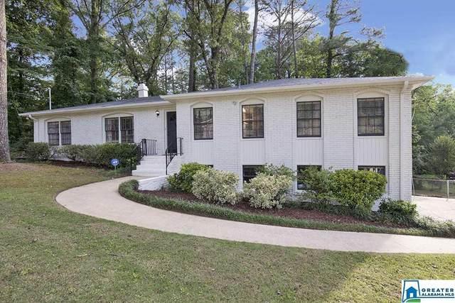 2212 Myrtlewood Dr, Hoover, AL 35216 (MLS #884647) :: LocAL Realty