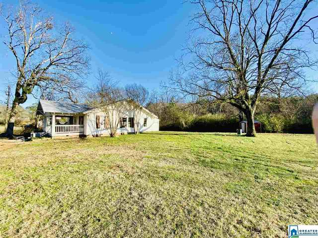 5781 Mud Creek Rd, Adger, AL 35006 (MLS #884685) :: Gusty Gulas Group