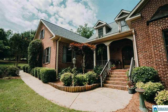 620 Highland Lakes Blvd, Anniston, AL 36207 (MLS #884844) :: Gusty Gulas Group