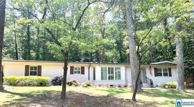 1741 Woodbine Dr, Homewood, AL 35216 (MLS #884966) :: LocAL Realty