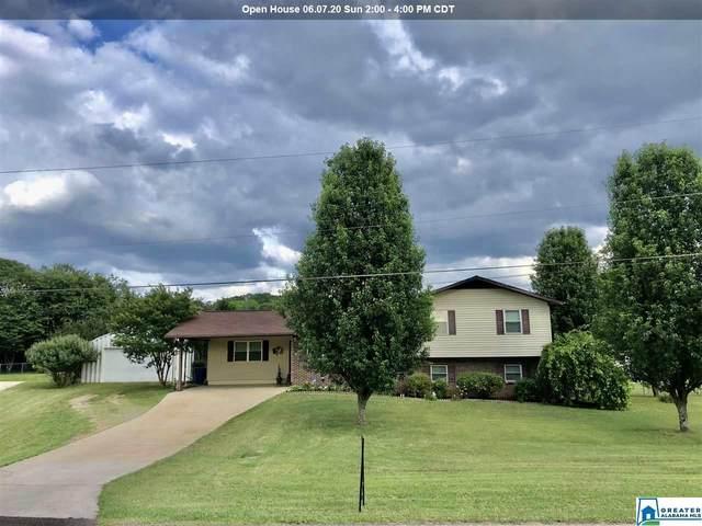 864 Bynum Cut Off Rd, Eastaboga, AL 36260 (MLS #885024) :: Gusty Gulas Group
