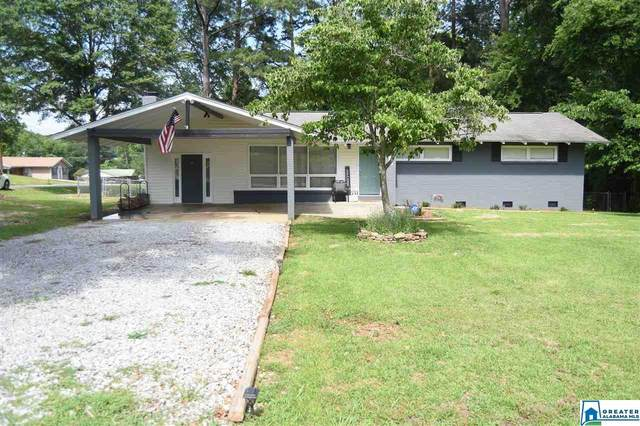 221 Turner Ave, Anniston, AL 36201 (MLS #885208) :: LocAL Realty