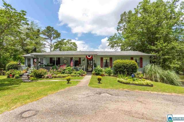 515 Black Acres Rd, Cropwell, AL 35054 (MLS #885318) :: Howard Whatley