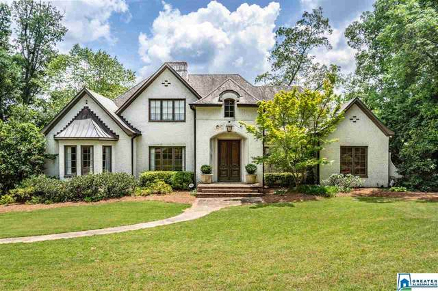 3319 E Briarcliff Rd, Mountain Brook, AL 35223 (MLS #885333) :: LIST Birmingham