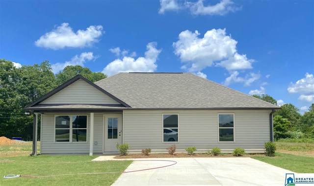 322 Sunlight Cir, Talladega, AL 35160 (MLS #885655) :: Josh Vernon Group