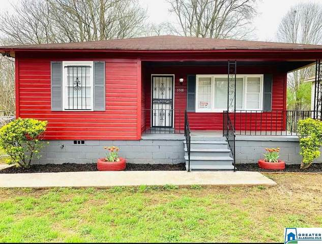 5508 Madison Dr, Birmingham, AL 35228 (MLS #885775) :: Josh Vernon Group