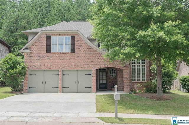 1417 Brocks Trc, Hoover, AL 35244 (MLS #885798) :: Howard Whatley