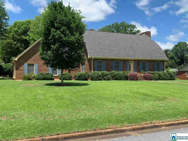 328 Moorefield Dr, Talladega, AL 35160 (MLS #886025) :: Lux Home Group