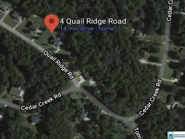 315 Quail Ridge Rd #4, Odenville, AL 35120 (MLS #886456) :: Bentley Drozdowicz Group