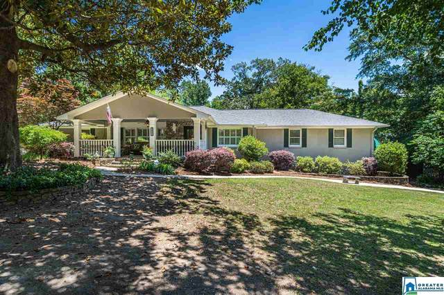 2621 Mountain Woods Dr, Vestavia Hills, AL 35216 (MLS #886477) :: Gusty Gulas Group
