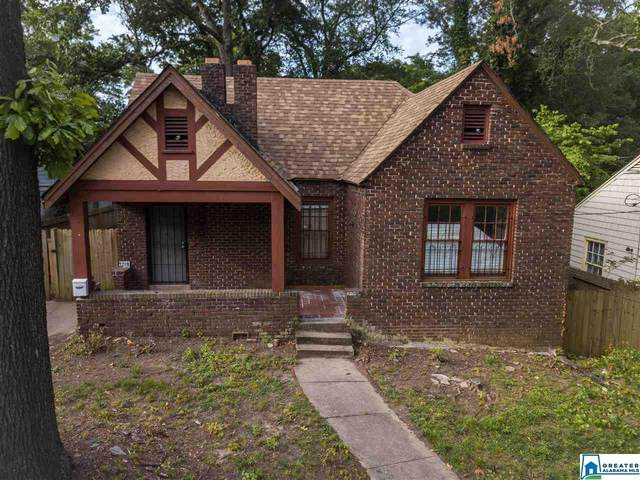 1219 W 8TH AVE W, Birmingham, AL 35208 (MLS #886749) :: LIST Birmingham