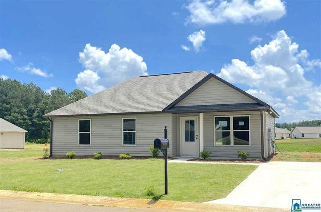 355 Sunlight Cir, Talladega, AL 35160 (MLS #887008) :: Josh Vernon Group